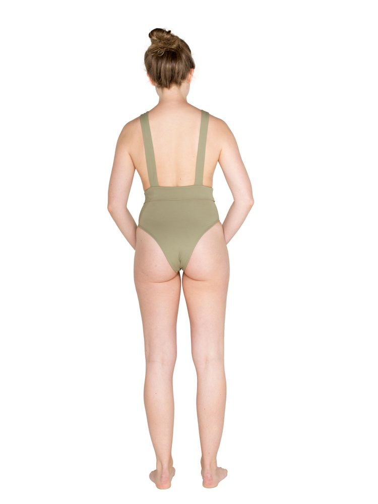 Malika-One-Piece-Olive-Back