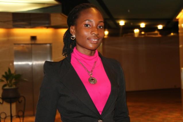 Nigerian Cynthia Ndubuisi