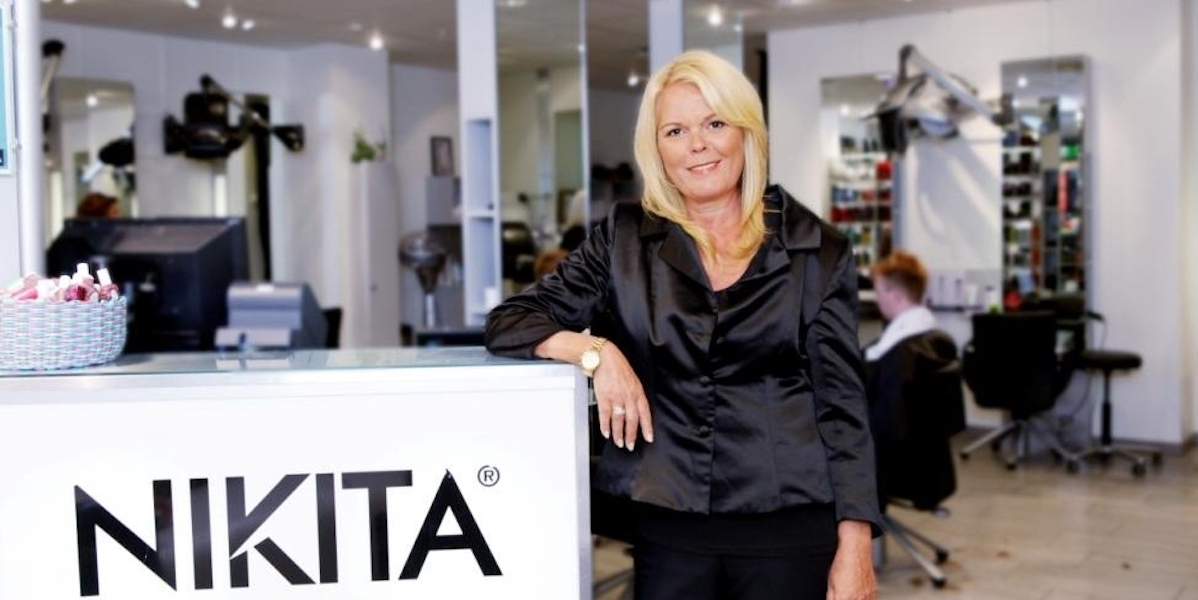 Founder of Europe's largest hair salon chain