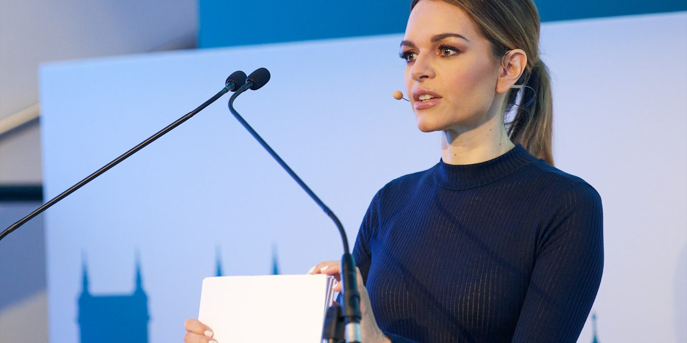 Entrepreneur Maria Hatzistefanis