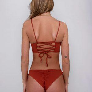Product image: Ananya Bikini set clay back