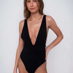 Product image: Malika One-piece Black front